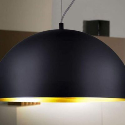 Lamp in groot formaat - Safti