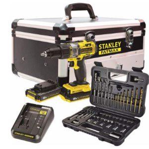 Stanley - Draadloze klopboormachine - Safti