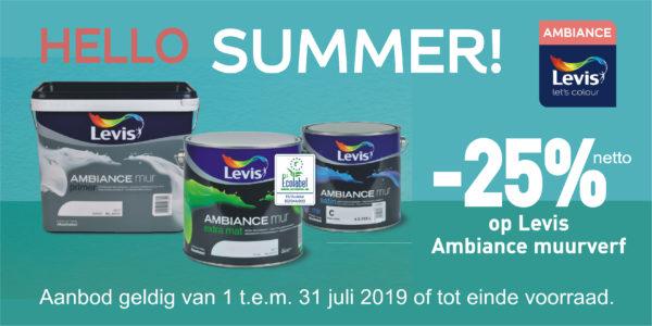 levis hello summer