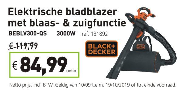 bladblazer black & decker