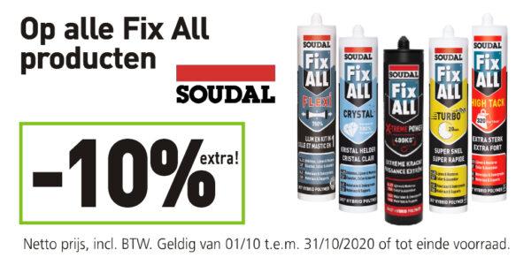 Soudal Fix All